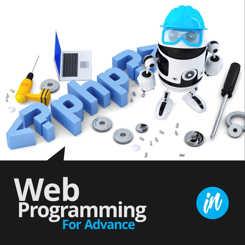 KURSUS WEB PROGRAMING FOR ADVANCE - ILMUNESIA